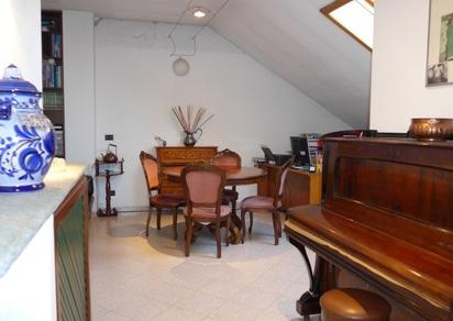 Delizioso attico / mansarda in zona tranquillissima